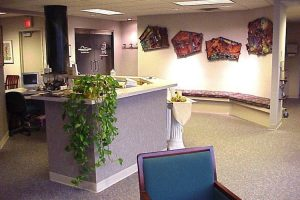 Bluegrass Dermatology Original Lobby